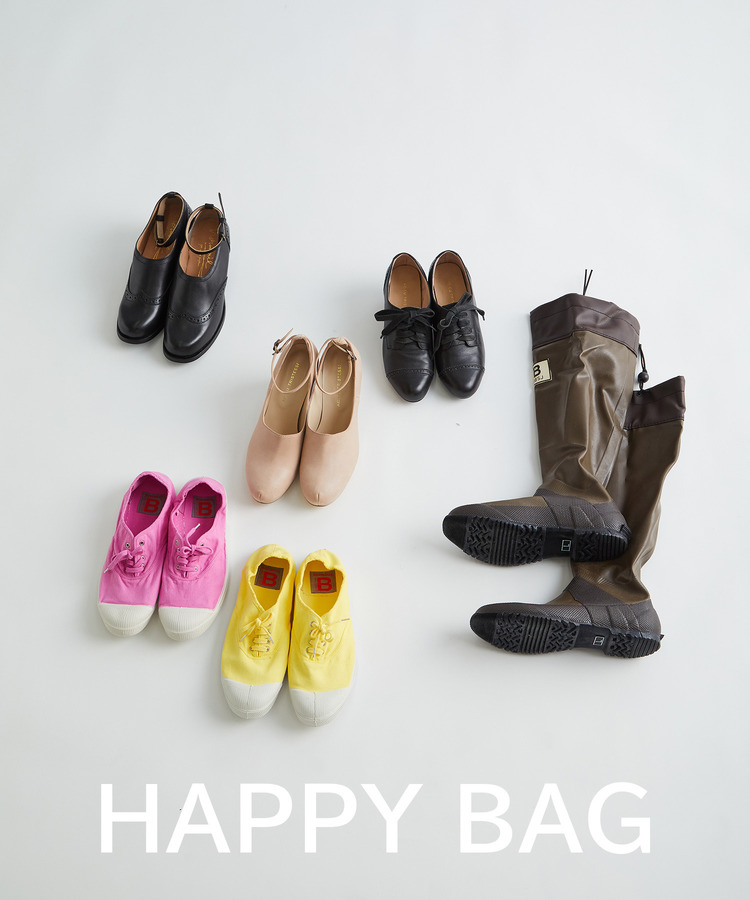 HAPPY BAG-SHOES-